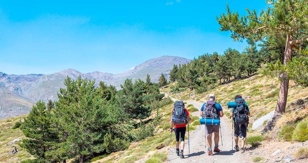 Nerja - Walking trails