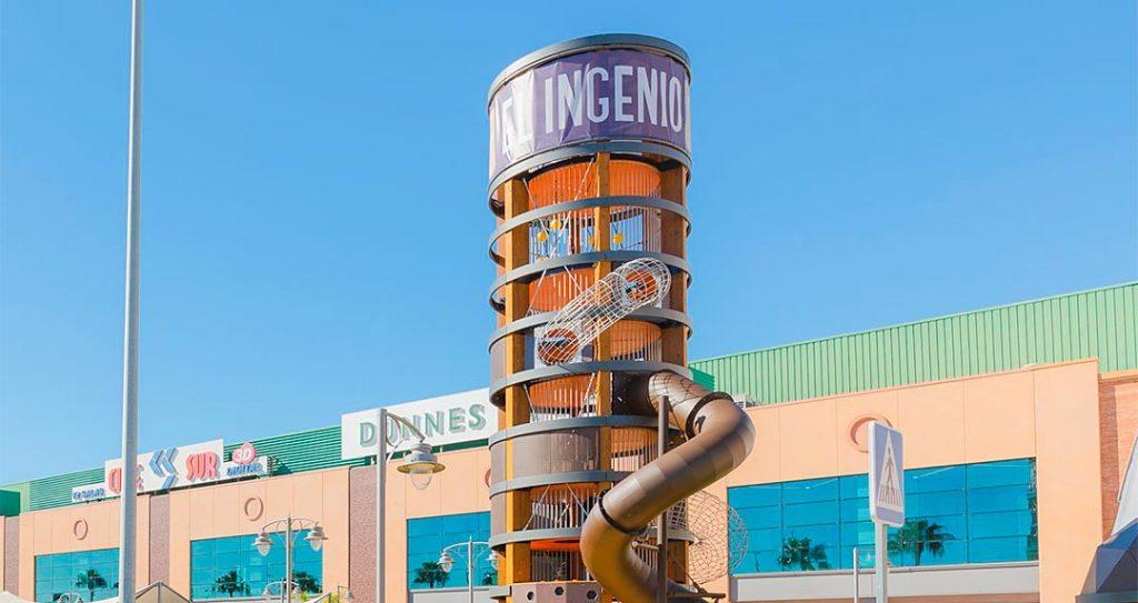 El Ingenio shopping centre